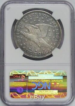 1836 Gobrecht Dollar J-60 Proof XF Details
