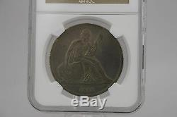 1836 Silver S$1 J-60 Gobrecht Ngc Pf 20 Free Shipping USA Only #3832253-003