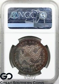 1871 Seated Liberty Dollar PROOF NGC PR Details Cleaned Only 960 PF Struck