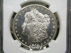 1878 CC Morgan Silver Dollar $1 NGC MS63 PL PROOF LIKE CAC ECC&C, Inc