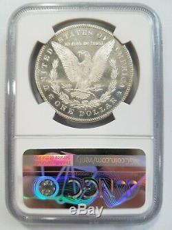 1878 S Silver Morgan Dollar NGC MS 63 DMPL Deep Mirrors Proof Like PL DPL