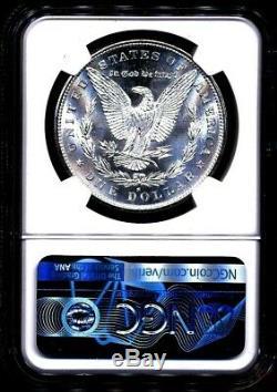 1879-S Morgan NGC MS-65 (Looks PL) Silver Dollar San Francisco Mint Proof Like