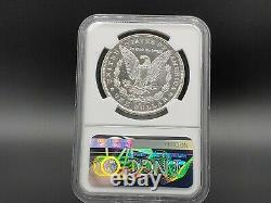1879 S Morgan Silver Dollar Coin NGC UNC BU Great Eye Appeal Proof Like DMPL