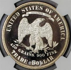 1879 Trade Dollar $ PF67+ Ultra Cameo NGC 938521-2