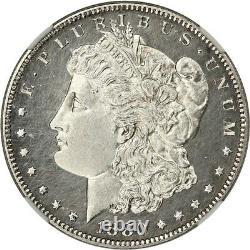 1880 $1 NGC PR 61 Star Strong Mirrors! Morgan Silver Dollar