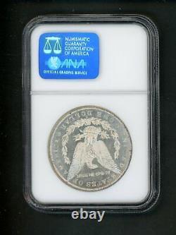 1880-S US Morgan Silver Dollar $1.00 $1 NGC MS64 PL GEM UNC Original Proof like