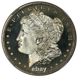 1881 $1 Dollar Morgan NGC PR68CAM