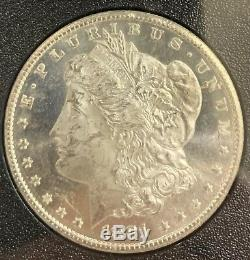 1881 Cc GSA Proof Like $1 Morgan Silver dollar NGC MS63 PL Prooflike BU MS UNC
