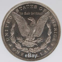 1887 Morgan Silver Dollar NGC MS65 PL Proof Like $1