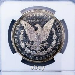 1889 Ms63 Proof Like Pl Morgan Dollar / Looks Dmpl/beautiful Mirrors