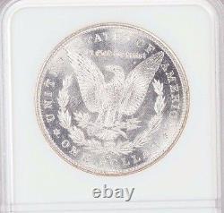 1890-CC Morgan Silver Dollar NGC MS 63 Proof Like