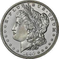 1893 Morgan S$1 Ngc Pr 67 Dcam