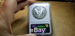 1895 Proof Morgan Silver Dollar $1 NGC PR 63 CAMEO Incredible Key Coin