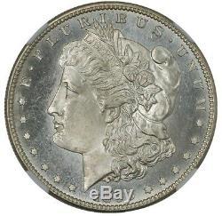 1895-S Morgan Dollar $ MS66+ PL Proof-like NGC 942093-1
