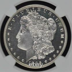 1896 Morgan Dollar S$1 NGC PR64CAM (CAC)