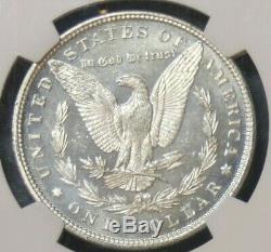1896 Ngc Ms64pl (proof-like) Morgan Silver Dollar #18985