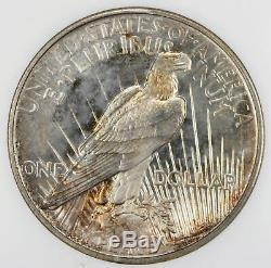 1921 Peace $1 Ngc Pr 64
