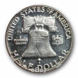 1951 Franklin Half Dollar 50C NGC PR 63 CAM Proof Strong Cameo Beautiful PF