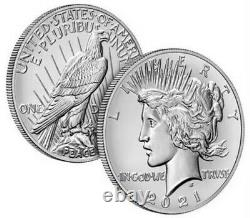 2021 PEACE Silver Dollar Philadelphia P NGC MS70 PRESALE