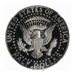 The #10 NGC Kennedy Half Dollars, 1964-Date, Proof Issue Registry Set Linda