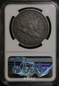 1836 Gobrecht Dollar J-60 I Die Alignement Ngc Proof Xf Détails De Nice Grève