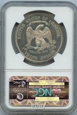 1873 Proof Trade Dollar T$1 Ngc Pf62