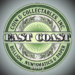 1878 CC Morgan Silver Dollar 1 $ Ngc Ms63 Pl Proof Like Cac Ecc&c, Inc