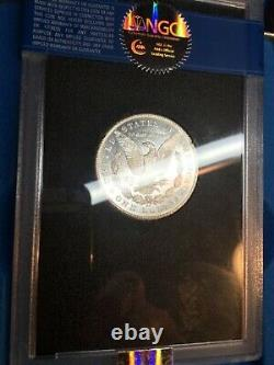 1878-cc Gsa Ngc Ms62pl Morgan Dollar Proof-like #1967810-001