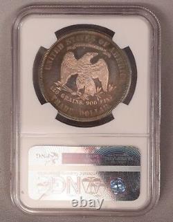 1879 Belle Preuve Tonique Naturellement Dollar De Commerce
