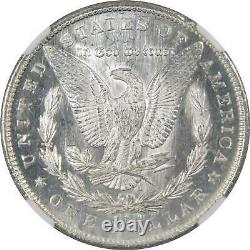 1880 S Morgan Dollar Ms 64 Pl Ngc 90% Argent $1 Proof-like Us Pièce Collectible
