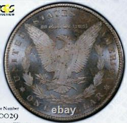 1880 S Ms66 Pl Morgan Silver Dollar Proof Like/pq