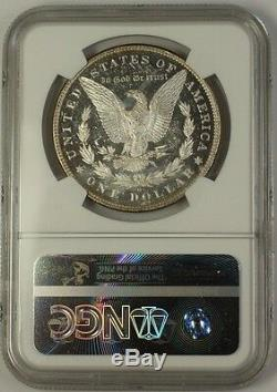 1880-o Morgan Silver Dollar Coin $ 1 Ngc Ms-62 Dmpl Cameo Proof Comme (better) Js