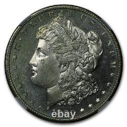 1880-s Morgan Dollar Ms-65 Pl Proof Like Ngc Sku #59741