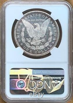 1880-s Morgan Dollar Ngc Ms64 Pl Star Pl Preuves Comme Certainement Dmpl Ultra Rare