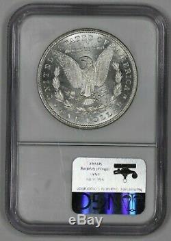 1881 S Morgan Silver Dollar 1 Ngc Cert $ 66 Mme Mint État Pl Preuve Comme (001)