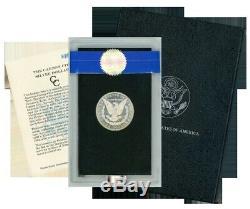 1881-cc Morgan Dollar $ Gsa Hoard Ms64 Pl Preuve Comme Ngc 942020-3
