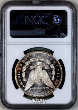 1881-cc Ms62 Pl Ngc Proof-like Morgan Silver Dollar Superb Eye Appeal