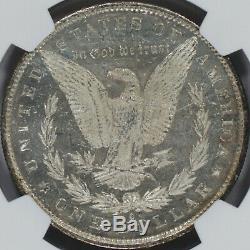 1882 O Morgan Silver Dollar $ 1 Ngc Mme 61 Dpl Unc Preuve Profonde Comme Un Miroir (001)