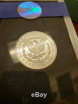 1882-cc Morgan $ 1 Argent Dollar Gsa Type Ngc Proof Ms 64+ Plus! Lot # R691