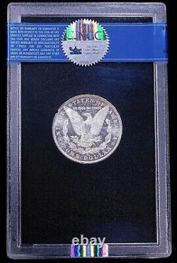 1882-cc Morgan Silver Dollar Ngc Ms63pl Gsa Blast White Proof Comme Pq #ge39