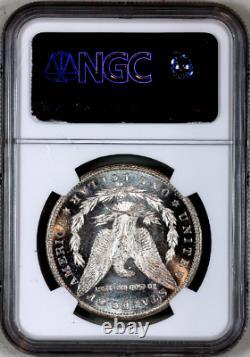 1883-cc Ms63 Pl Ngc Qualité De La Prime Morgan Silver Dollar Ressemblant À Une Preuve