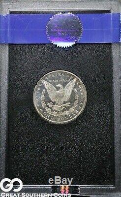 1884-cc Morgan Silver Dollar, Dmpl Hoard Ngc Ms 65 Preuve Profonde Comme Un Miroir