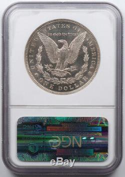 1887 Morgan Silver Dollar Ngc Ms65 Pl Preuve Comme 1 $