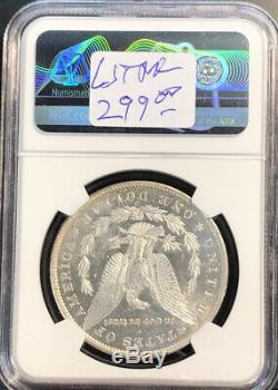 1887 Silver Dollar O Morgan Ngc Ms 63 Pl Preuve Comme S 1 $