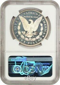 1889 $ 1 Ngc Pr 62 Morgan Silver Dollar Nice, Abordable Preuve Morgan