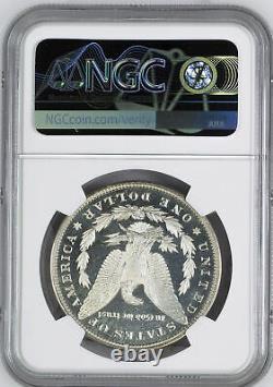 1894 Morgan S$1 Ngc Pr 67 Cam