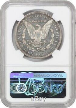 1895 $ 1 Ngc Pr 62 Date De Clé Preuve Seulement Rareté Morgan Silver Dollar