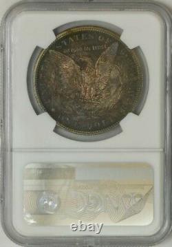 1895 Morgan Dollar D'argent $ Pf67 Pr67 Ngc 944005-2
