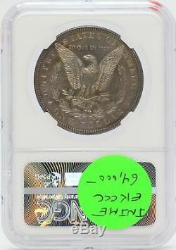 1895 Morgan Silver Dollar Proof Mbac Pf63 Monnaie Monnaie De Philadelphie Jj052