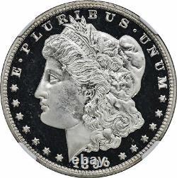 1896 Morgan S$1 Ngc Pr 69 Dcam